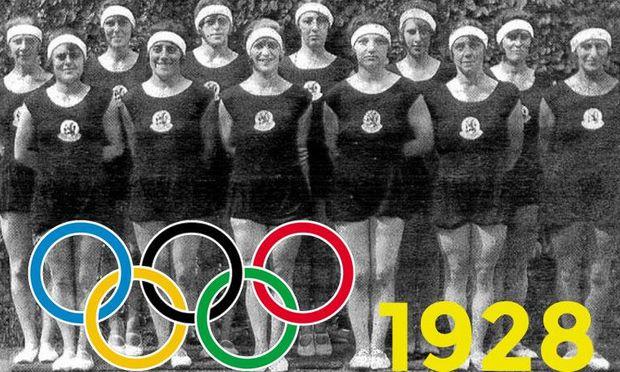 Vrouwen in sport