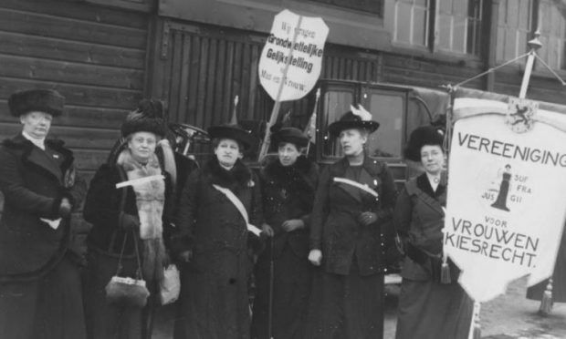 Women's voting rights