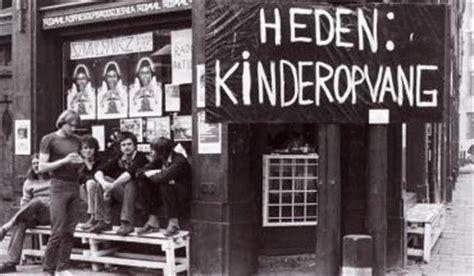 Vrouwenstaking: heden kinderopvang - groep 1981 Copyright Marian Bakker