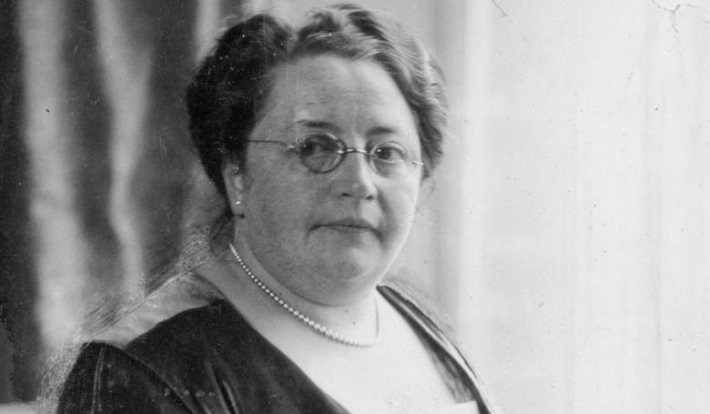 Rosa Manus portret Parijs 1923