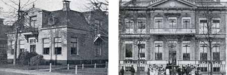 Huis en school van Aletta Jacobs
