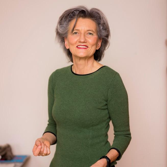 ambassadeur Rosemarie Buikema