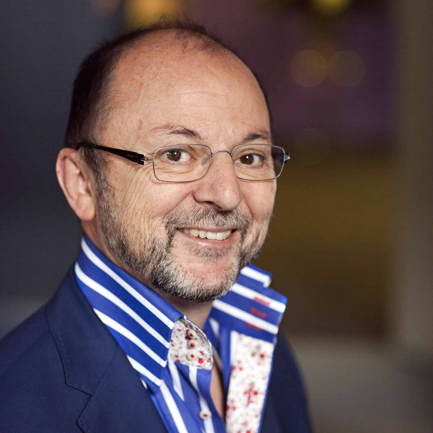 ambassadeur Paul Schnabel