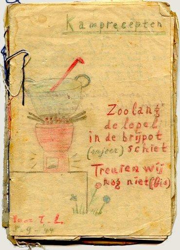 recepe book lizzy van dorp