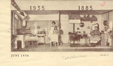 rosa manus founded the dutch women's electricity association