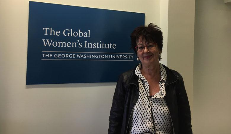 renee romkens at global womens institute